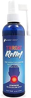 Throat Relief