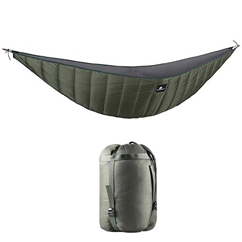 CLX Thicken the warm hammock cover, the thermal insulation for the winter outdoors and comfortable windproof and warm hammock cover of cotton