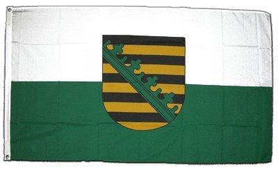 XXL Flagge Fahne Deutschland Sachsen 150 x 250 cm