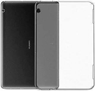 جراب متوافق مع Huawei MediaPad T5 10، [وسادة غير لامعة] [ممتص صدمات خفيف الوزن] [حماية من السقوط] جراب كمبيوتر لوحي مطاطي ...