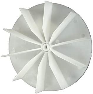 Plastic Fan Blade 4-5/8