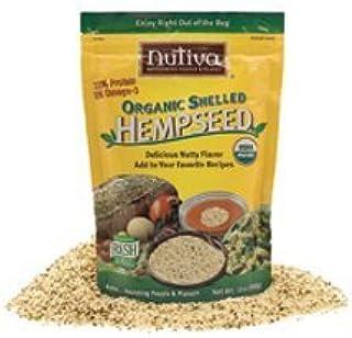Nutiva Hempseed Shelled Org