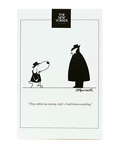 Grappige New Yorker wenskaart - Perfect voor een verscheidenheid aan gelegenheden - Grappige Cartoon wenskaart - Verjaardagskaart voor mannen