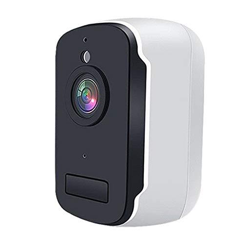 prasku WiFi PIR 1080p HD Impermeable Amplio ángulo de Visión - con batería