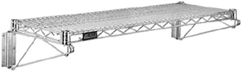 Commercial Chrome Wire Shelving Wall Shelf 18 X 30 NSF