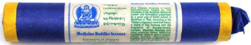 Varillas de incienso medicinal tibetano