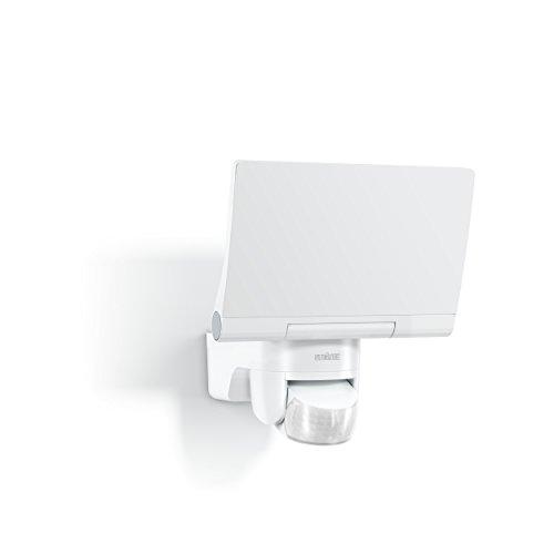 Steinel Projecteur extérieur LED XLED Home 2 avec détecteur de mouvement - Lampe extérieure avec capteur de présence - Spot Applique murale orientable et design