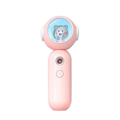 PANXIAO Nano Spray, Augengesichtsdampfer Befeuchten Augen Luftbefeuchter Augen Hautpflege Nebel-Sprüher Beweglich, 30ML Fassungsvermögen Wassertank (Color : 05)