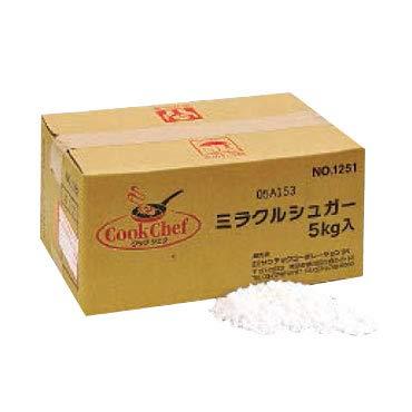 【業務用】ベルギーワッフル専用シュガー ミラクルシュガー 5kg