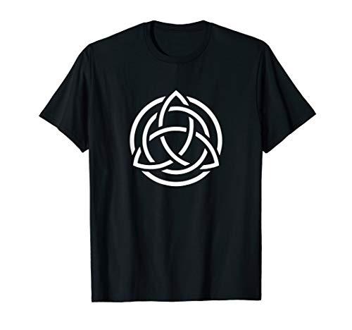Celtic Trinity Symbol Cool Pagan Knot Gifts T-Shirt