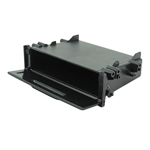 MAIOPA Práctico Radio de Coches Reembolsar Dashboard Almacenamiento Bolsillo Kit Un Solo 1 DIN Auto CD Player Estéreo Dash Trim para Toyota Piezas de automóviles