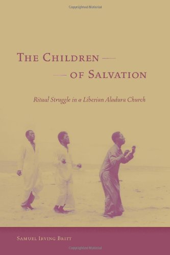 أطفال الخلاص: كفاح طقسي في كنيسة (Aladura)