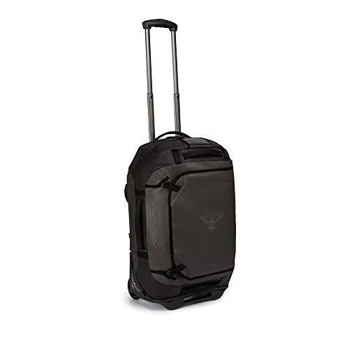 Osprey Rolling Transporter 40 Duffel Bag black 2021 Travel Luggage
