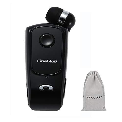 docooler Fineblue F920 Stereo Headset Wireless Bluetooth 4.0 Vivavoce Auricolare per iPhone 6S 6 6 Plus S6 S5 Nota 4 HTC Tablet PC Notebook e Altri dispositivi abilitati