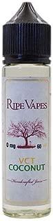 大人気 RIPE VAPES HANDCRAFTED JOOSE VAPE 電子タバコ リキッド USA産 VapeHub.JPオリジナルセット (VCT COCONUT, 60ml)