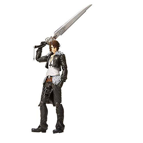 Dissidia Final Fantasy Spielkünste Kai: Squall Leonhart Action Figure - 11.02 Inches