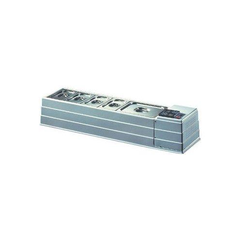 Vetrina frigorifero frigor banco frigo bar cm 127x33x23 +2 +10 RS2247