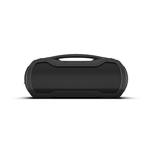 Braven BRV-XXL/2 Large Portable Wireless Bluetooth Speaker [Waterproof][Outdoor] Built-in 15, 600mAh Power Bank USB Charger - Black (Renewed)