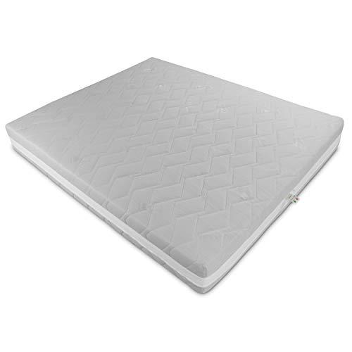 Baldiflex Matratze 800Sprungfedern, Kissen/Die Orthocervicale Silver Safe, 100x 200cm