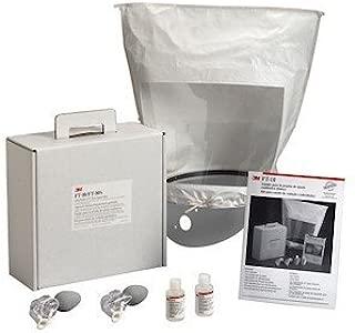 3M FT-30 Respirator Qualitative Fit Test Kit, Bitter Taste