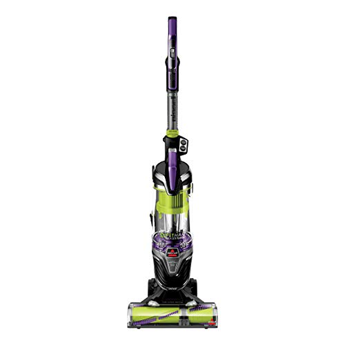 BISSELL Pet Hair Eraser Turbo Plus 24619 Upright Vacuum Cleaner, Purple