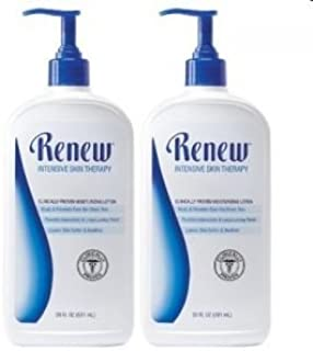 Melaleuca Renew Intensive Skin Therapy Lotion 20oz - Value Size 2-Pack