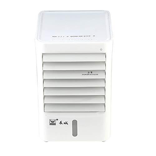 SPAQG Veiligheid Huishouden kleine mobiele bevochtiging koude ventilator lucht GG-58I1 conditioning ventilator kleine watergekoelde elektrische