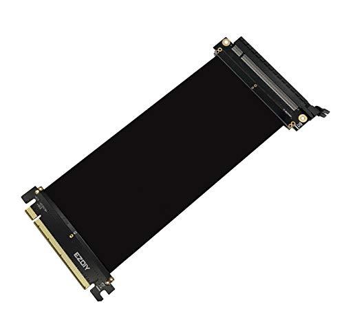 EZDIY-FAB All New PCI Express 16x Flexibles Kabel Karten Verlängerung Port Adapter High Speed Riser Card-20CM