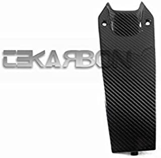 Tekarbon, Replacement for Under Tail Fairin, KTM RC8 (2012-2015), Carbon Fiber, 2x2 Twill Weave