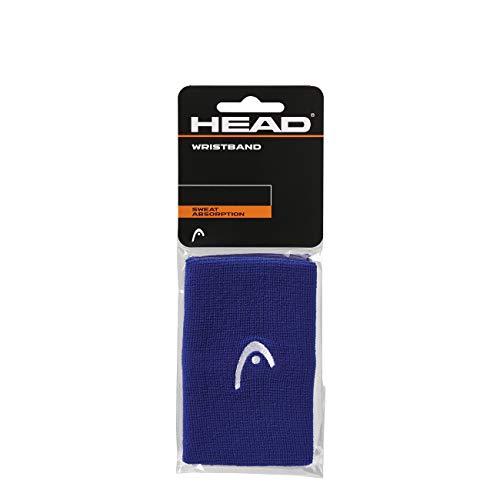 """HEAD Polsino da 5"""", Accessori Tennis Unisex Adulto, Blu, taglia unica"""