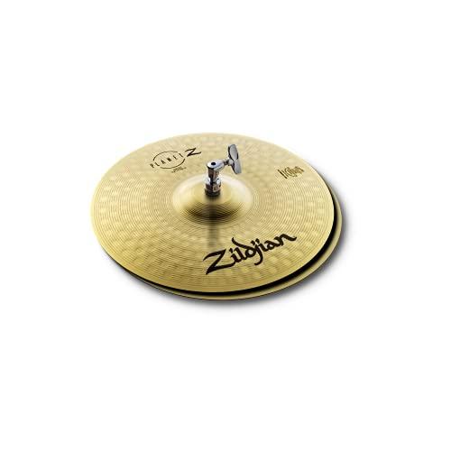 Zildjian Planet Z HiHat Cymbal Pair, New 2020, 14' (ZP14PR)