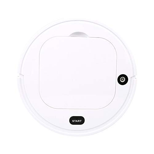 Best Review Of Robot Vacuum Cleaner,Automatic Sweeping Spray Mopping Vacuum Cleaner Household Charging Cleaning Machine,Suitable for Floors, Tiles, Marble