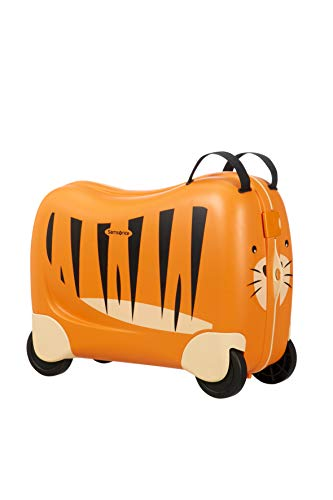 Samsonite Dream Rider - Kindergepäck, 51 cm, 28 L, Orange (Tiger Toby)