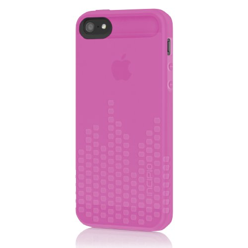Incipio FREQUENCY Case for iPhone 5S - Retail Packaging - Translucent P
