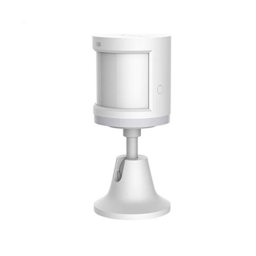 Aqara Human Motion Sensor,Intelligente ZigBee-Funkverbindung für den menschlichen Körper Integrierte Lichtintensitätssensoren Bewegungsmelder für Smart Home-Körper Arbeiten