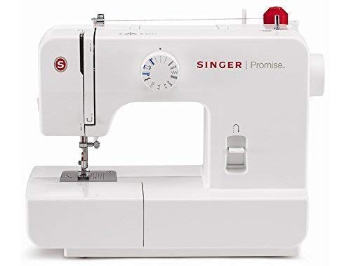 Singer Promise 1408 Auto Zig Zag Sewing Machine (White)