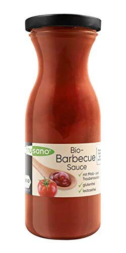 Frusano Barbecue Sauce bio 250ml