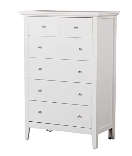 Glory Furniture Chest White