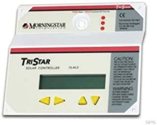 Morningstar TriStar LCD Digital Charge Controller Meter (Attached)- TS-M-2