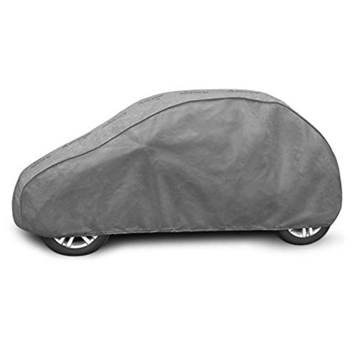 Funda Coche M2 Hatchback Grande Impermeable Transpirable