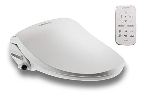 Leeventus - Marque Allemande - J850R Version standard - Avec chauffe-eau instantané !! - Siège de Toilette Électronique avec Télécommande douchette wc les soins intimes toilettes japonaises