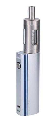 Innokin Endura T22 E-Zigarette - mit 2000mAh & 4ml Tankvolumen - Farbe: silber