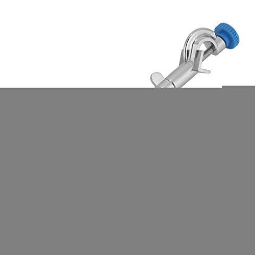 Liukouu verstellbarer dreipoliger, schwenkbarer Glaskolbenhalter für Laborreagenzgläser