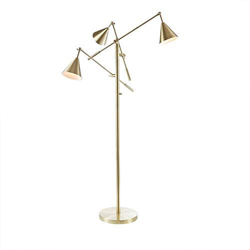 INK+IVY II154-0045 Sulivan Floor lamp, Gold