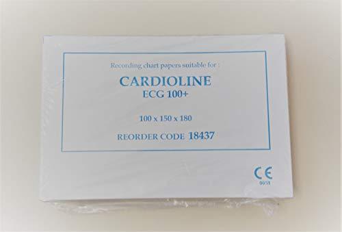 Papel térmico para ECG – Cardioline ECG 100+