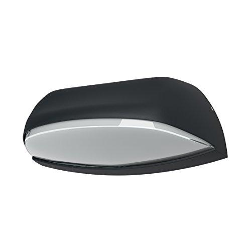 Osram LED Wand- und Deckenleuchte, Leuchte für Außenanwendungen, Warmweiß, 86,0 mm x 210,0 mm x 90,0 mm, Endura Style Wide