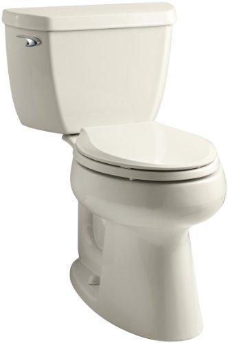 Kohler K-3658-47 Highline Classic Class Comfort Height Toilet