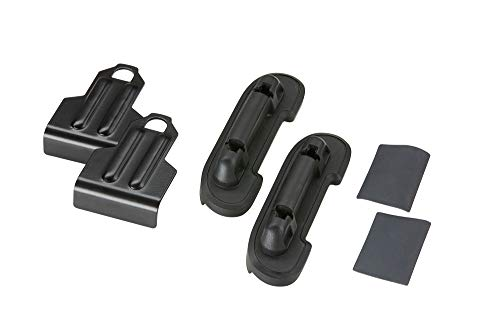 YAKIMA - BaseClip Vehicle Attachment Mount for Baseline Towers (Set of 2), 125