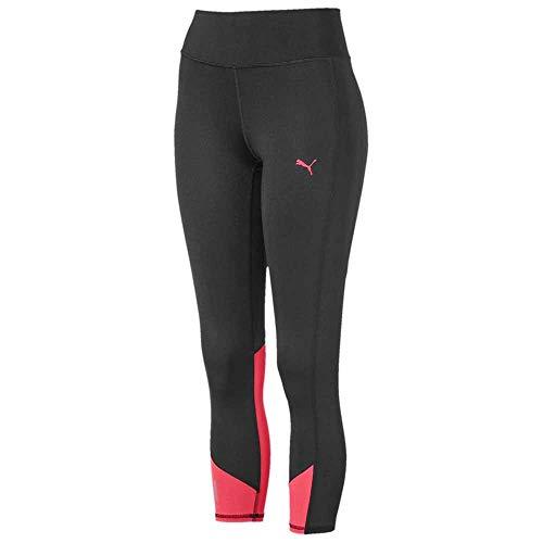 PUMA Always On Solid 3/4 Tight – Pantaloni da Donna, Donna, 517152-06, Nero, S