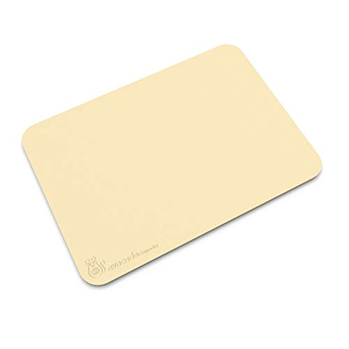 Aluminum & Copper Technology Mouse Pad Compatible with Apple Magic Mouse Pad, Perfect for Gaming, Aluminum Mouse Pad, Ideal Mouse Mat for Computer, S-Lg. Gaming Mouse Pads, Gaming, Approved by EPA